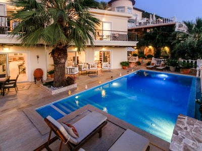 Photo for Stylish Villa With Private Pool And Stunning Panoramic View Of The Sea