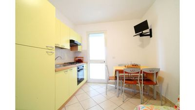 Photo for Very comfortable apartment on the mezzanine floor with a small balcony and a small garden