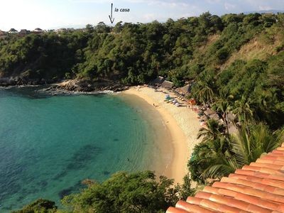 Photo for Apartment Vacation Rental in Puerto Escondido, OAX