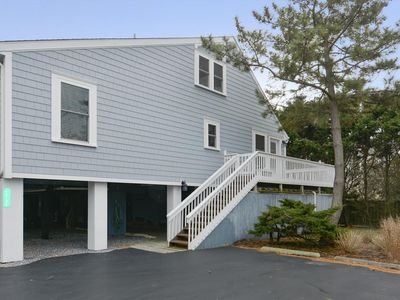 Photo for FREE DAILY ACTIVITIES!! Bright and cheerful end unit with lots of windows located just north of Fenwick Island State Park and only steps from the beautiful uncrowded beach where you can walk for miles!