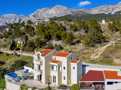 Photo for New Villa With Great Sea Views  Large Terrace