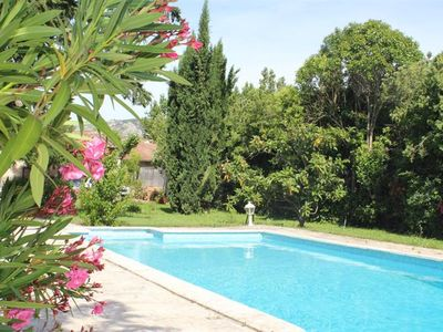 Photo for Spacious farmhouse in Luberon - Private Pool - Free Wifi - 6 bedrooms