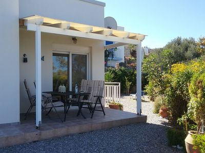 Photo for Nice holiday house, 4-under-one-roof, pool, great views / sea, NW coast