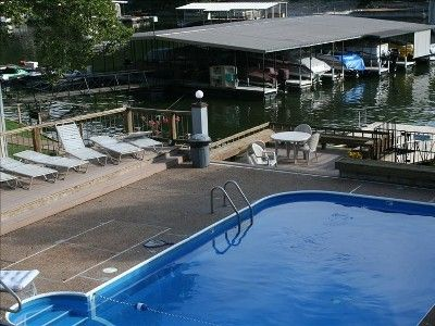Photo for 3 BR/2 BA Lake Front Condo Next to Golf Course, Pool, Dock