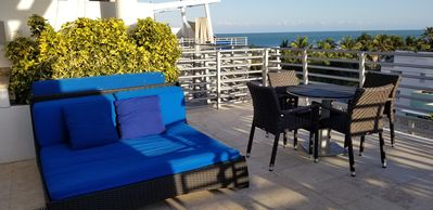 Photo for Oceanfront Penthouse Suite w/Spa in 5 Star Property - Ocean Drive - South Beach