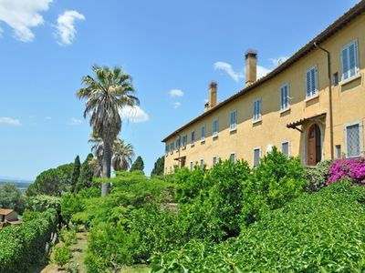 Photo for 8BR Country House / Chateau Vacation Rental in Marsiliana, Toscana