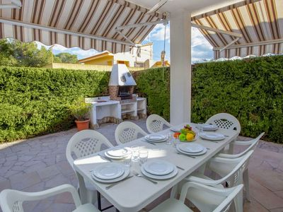 Photo for Stunning private villa for 8 people with A/C, private pool, WIFI and TV
