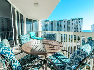 Photo for St. Lucia 704-2BR in SilverShells☀June 24 to 26 $990 Total!☀Gulf Views! Fun Pass