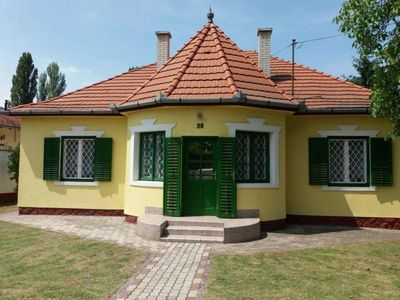 Photo for Holiday house Balatonboglár for 8 - 10 persons with 4 bedrooms - Holiday house