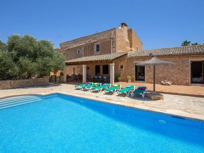 Photo for holiday home, Felanitx  in Mallorca Ostküste - 9 persons, 4 bedrooms