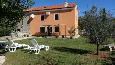 Photo for Holiday house Rakalj for 1 - 6 persons with 2 bedrooms - Detached holiday house