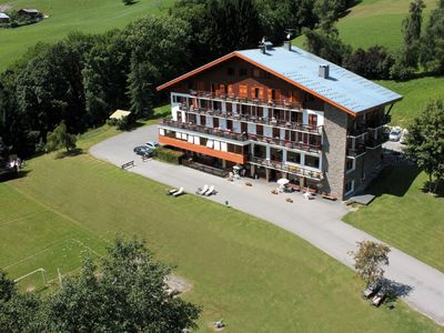 Photo for Well-kept hotel-residence with Spa near charming Megève