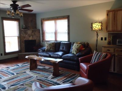 Photo for 2BR Townhome Vacation Rental in Whittier, North Carolina