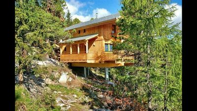Photo for A superb **** Chalet with infrared sauna and Jacuzzi on the Turracher Höhe