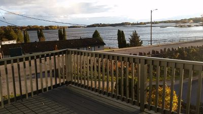 Photo for By The Rivers  a unique Apartment looking out the St.Lawrence River