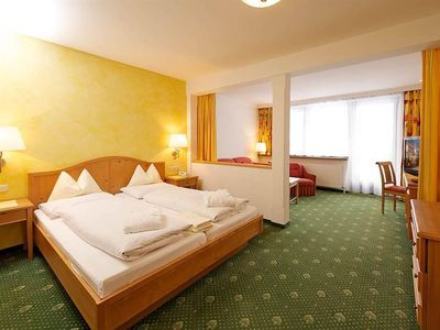 Photo for Deluxe Double Room - Rauriserhof, **** Hotel
