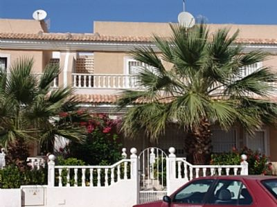 Photo for Spacious 2 Bedroom Town House 2 Communal Pools, Nice Garden €595wk for 2 people