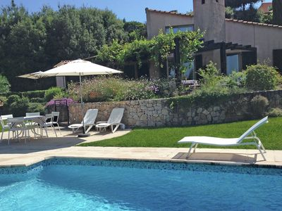 Photo for 3BR Villa Vacation Rental in Valbonne