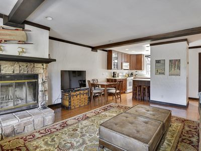 Photo for PRIME LOCATION! Pet Friendly Summer Condo with Easy Access to Squaw and Alpine Meadows. HOA Amenities Available including a Hot Tub and Sauna. FREE DAILY ACTIVITIES!