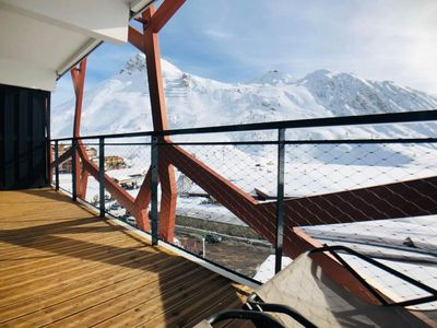 Photo for Apartment Tignes, 2 bedrooms, 4 persons