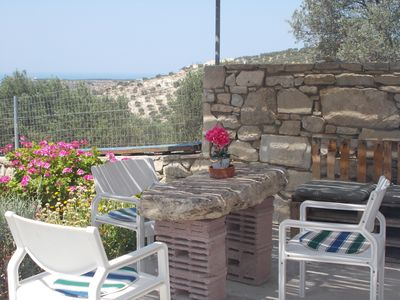 Photo for 1BR Chateau / Country House Vacation Rental in Kamilari