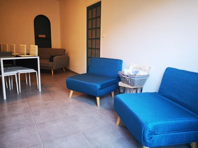 Photo for House 100m² with terrace in the heart of the village