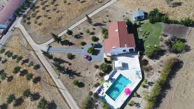Photo for Villa with pool in the Ourique region 9 people 4 bedrooms