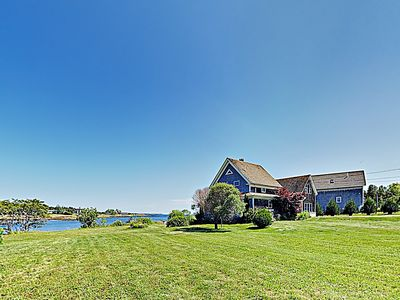 Photo for Quintessential 3BR Waterfront Cottage on Schoodic Peninsula - Near Acadia