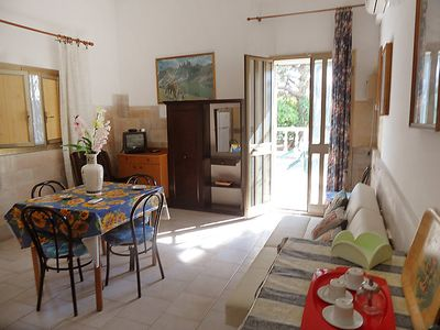 Photo for Apartment Masseria Campi in San Vito Dei Normanni - 5 persons, 2 bedrooms
