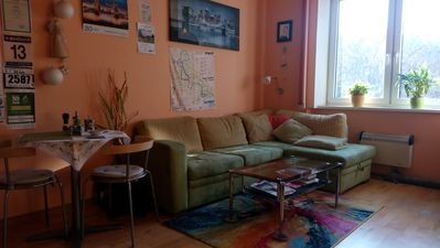 Photo for 1BR Apartment Vacation Rental in Praha