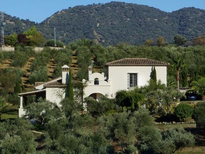 Photo for Elegant country house near Ronda with stunning views of the Sierra de Grazalema