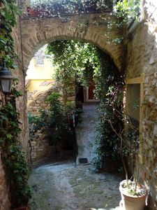 Photo for Characteristic apartment in the heart of a village rich in culture and history.