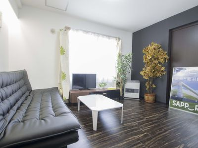 Photo for 2BR Apartment Vacation Rental in Sapporo-shi, Hokkaido