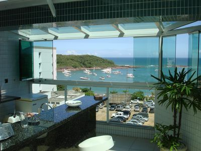 Photo for Duplex Penthouse View Of The Bacutia Beach, With Whirlpool, 3 Jobs Gr