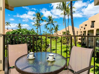 Photo for Easy-Going Style w/Lanai, Kitchen Ease, WiFi, Washer/Dryer–Kamaole Sands 5314