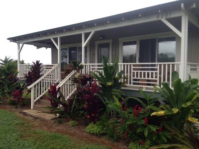 Welcome to your vacation home on the North Shore of Kauai