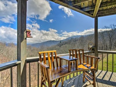 Photo for Seven Devils Villa w/ Deck & Grandfather Mtn Views