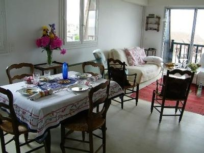Photo for 3BR Apartment Vacation Rental in Villers-Sur-Mer, Normandie