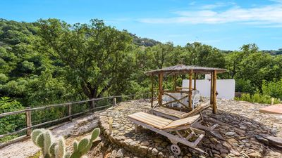Photo for Holiday home for 2 people surrounded by nature - near the white towns