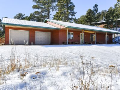 Photo for Views of the Beautiful Black Hills in this Cozy Cabin!
