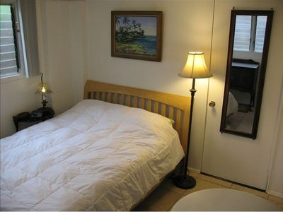 Photo for Comfy, Cozy, Nice, Mellow Studio1. Private entrance/bathroom