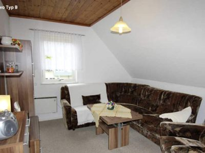Photo for B 01: 42m², 2-room, 4 pers., Use of terrace, H - F-1020 Federnelke in the Baltic resort of Thiessow