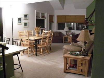 Photo for Deluxe Ski in / Ski Out Golf Condo - Sleeps 6+ at Granby Ranch!
