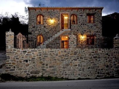 Photo for Rural house (full rental) El Corralico del Moncayo for 4 people