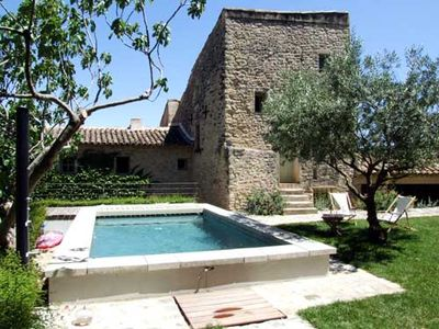 Photo for Charming house in the heart of a picturesque village in the Luberon