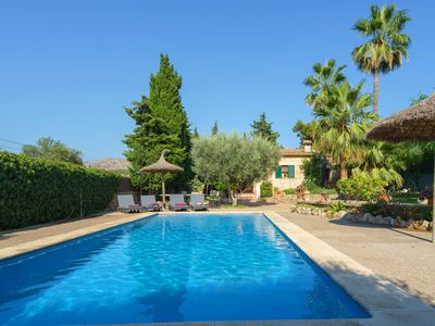 Photo for Holiday Villa Within Private Gardens And Pool