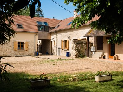 Photo for Cosy countryside residence 1h drive from Paris and 20 min. from Chartres