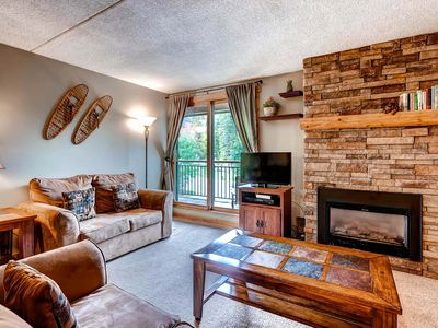 Photo for 20% Off Spring! Well Appointed, Centrally Located Condo in Breck. Wi-Fi, Parking