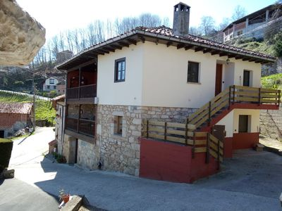 Photo for Casa Rural los Balcones de Nieda