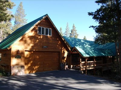 Located in Tahoe Donner community